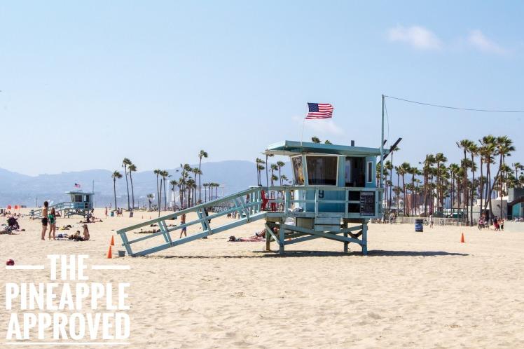 LA e le sue spiagge